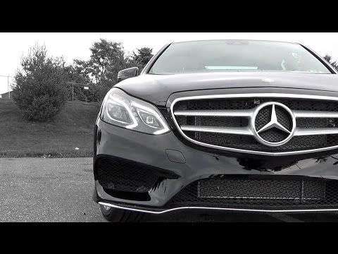 2016 Mercedes-Benz E350: Review