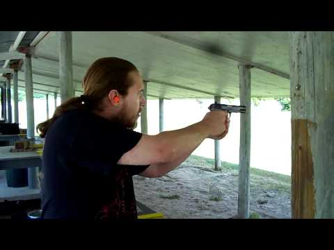 tokarev 7.62x25 m57 test shoot
