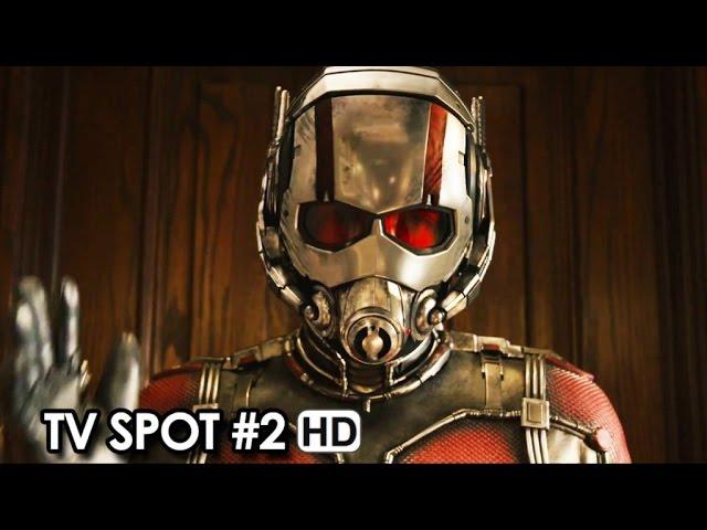 Ant-Man TV Spot #2 (2015) - Paul Rudd, Michael Douglas HD