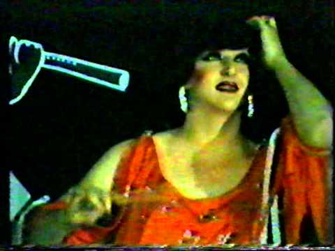 Capricios Night Club (Sydney Australia) circa 1978  Drag Show