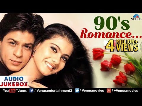 90s Romance  Evergreen Bollywood Songs Collection  JUKEBOX  90s Romantic Hits  Best Love Songs