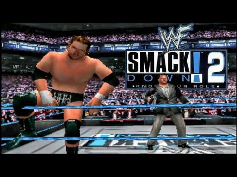 WWF SmackDown 2 - Best Cutscenes thumbnail