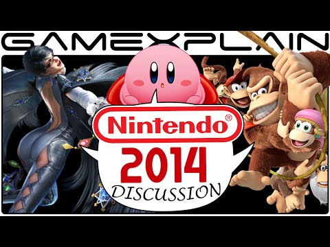 Nintendo 2014 Year in Review pt 1 - Games, Wii U Sales, & where to go from here? - Discussion
