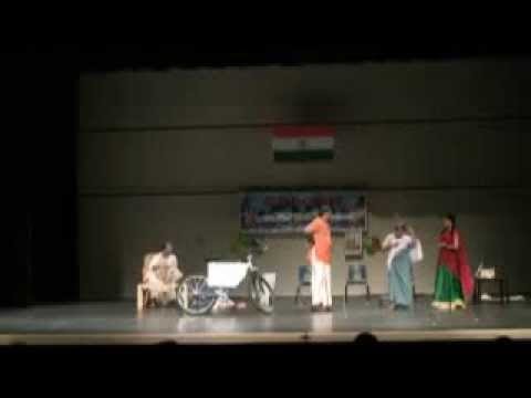 A Musical Skit for Sargam Sacramento Onam 2009 Celebration...
