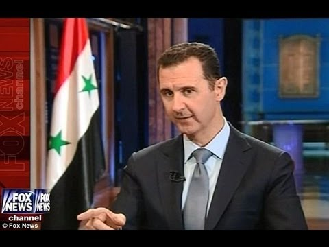 Syrian President Bashar al Assad Dennis Kucinich Interview on Fox News FULL!! - September 18, 2013