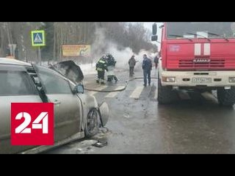 ДТП в Новой Москве унесло 8 жизней