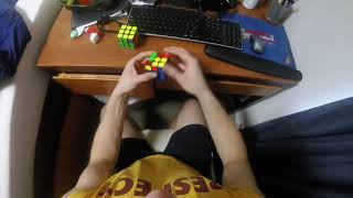 Hey Tanzer, teach me a 3x3 trick that I'll never use