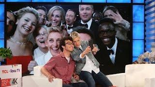 Ellen Meets Her Chicken Nugget Twitter Opponent