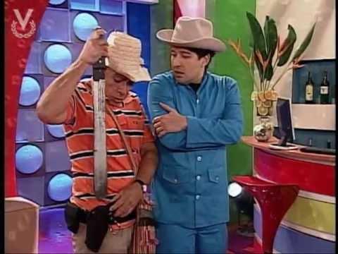 A Que Te Ríes - El llanero y su hijo rapean