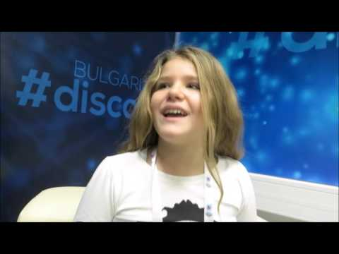 JESC 2015: Interview with Lena (Serbia)