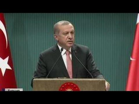Евросоюз - не указ: Эрдоган закручивает гайки