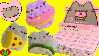 Pusheen Surprise Plushies Kitty Cat Snack Time Series in Blind Boxes