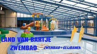 Landal Land Van Bartje~Zwembad+Glijbanen OnSlide