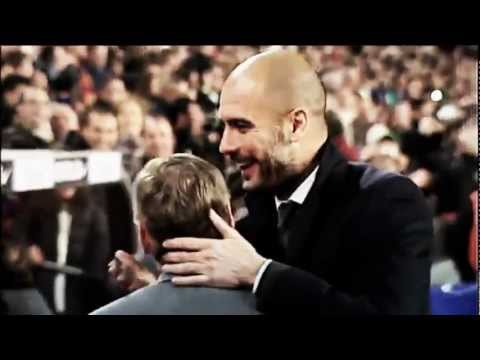 Thank you and goodbye Josep Guardiola, good luck! | Grcies Pep