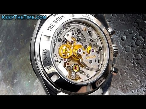 Omega MOONWATCH Caliber 1863 (KeepTheTime Quickie)