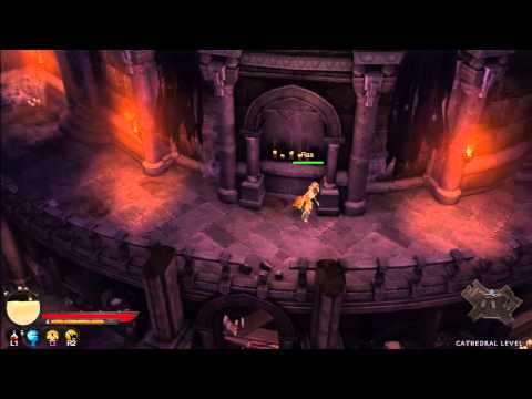 Lets Play Diablo 3 Part 2 MONK PS3 HD (Gameplay/Walkthrough)