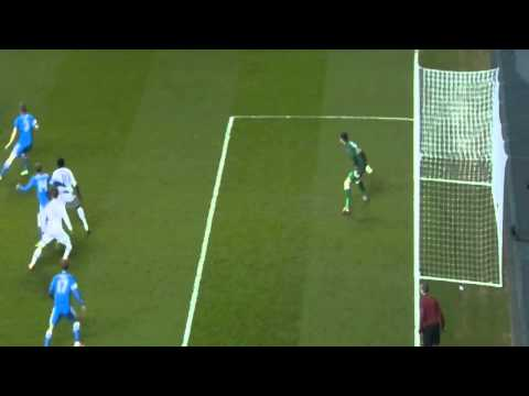 Emmanuel Adebayor Goal  | Tottenham vs Dnipro 2-1 | Europa League - HD