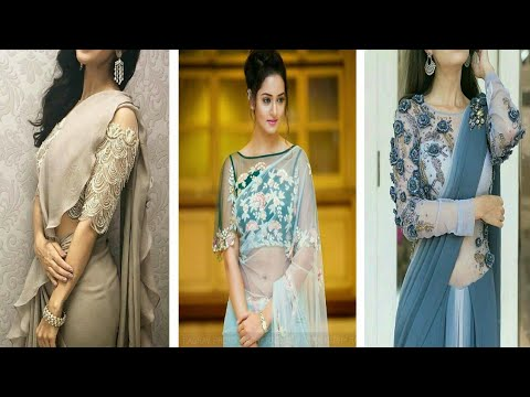 New Styles Blouse Designs Pattern | Blouse Designs / Back / Front / Sleeves | Stitching ideas