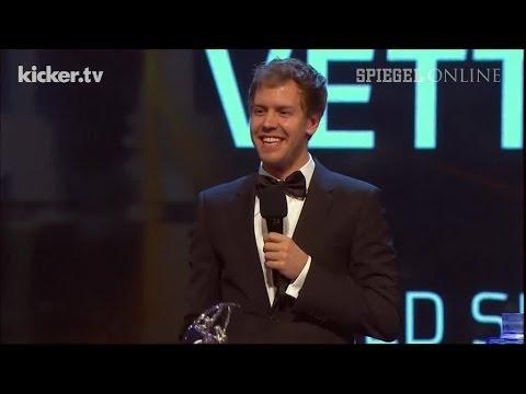 Laureus-Awards: Sport-Oscars für Vettel und den FC Bayern