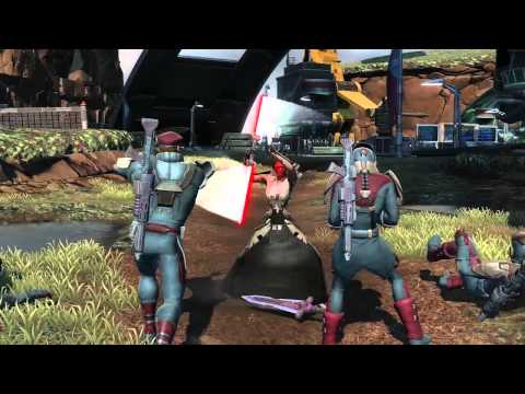 Star Wars: The Old Republic | New Reveals E3 2012 Trailer