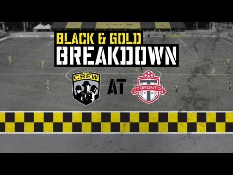Black & Gold Breakdown: at Toronto FC