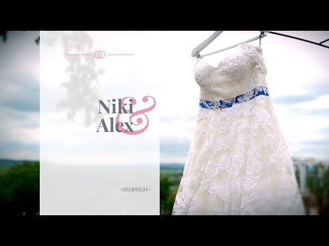 Niki és Alex - ESKÜVŐI VIDEÓ - 2019