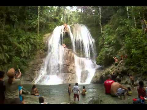 Visiting Puerto Rico (Waterfalls, Caverns, Ziplining, Snorkeling)