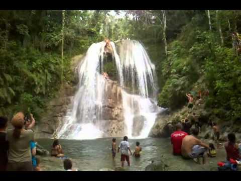 Visiting Puerto Rico (Waterfalls, Caverns, Ziplining, Snorkeling)