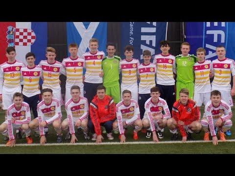Scotland U16s win UEFA Development Tournament