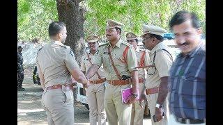కందుకూరు|ఎన్నికల్లో పనిచేసిన పోలీస్ సిబ్బందిని అభినందించిన ఎస్పీ సిద్దార్ధ కౌశల్|| AP4 NEWS