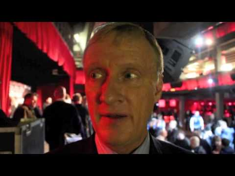 JIMMY LENNON JNR TALKS FLOYD MAYWEATHER v MANNY PACQUIAO ON MAY 2  - INTERVIEW FOR IFL TV