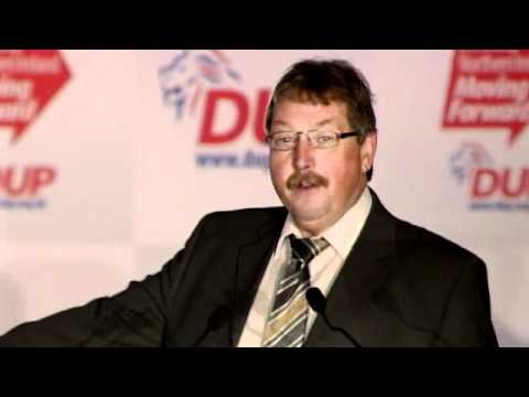 Sammy Wilson - 2010 Conference Speech