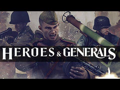 Heroes & Generals - ОБЗОР ИГРЫ