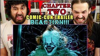 Download Lagu IT CHAPTER 2 | FINAL TRAILER (Comic-Con) - REACTION!!! Gratis mp3 pedia