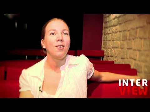 "Interview Visioscène - Interview Amélie Dhée ""Cyrano de Bergerac"""
