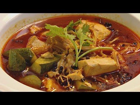 現代心素派-20140916 名人廚房 - 梁幼祥 - 崩山豆腐