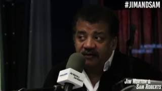 Neil deGrasse Tyson on 'Arrival' & Science in Hollywood - Jim Norton & Sam Roberts