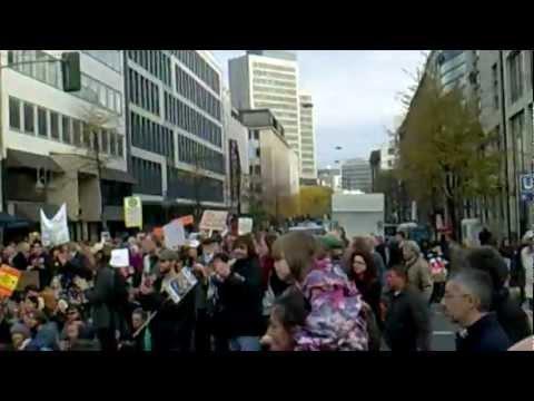 Occupy Germany: Erneut Demonstrationen in mehreren deutschen Städten