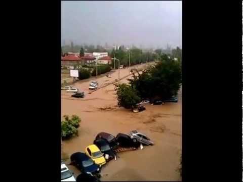 Варна Аспарухово грязевой сель 19 июня 2014