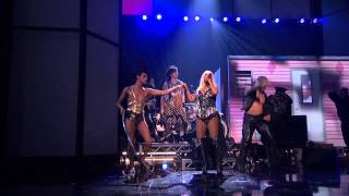 Christina Aguilera - Medley (Live American Music Awards 2012) (HD)