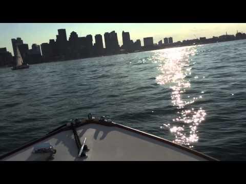 Boston water taxi