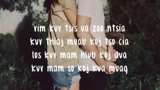 Thov tig rov los (Lyrics) - Tee Vang