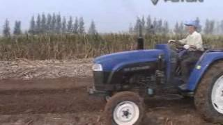 Foton tractor maintenance and operation manual - part 4