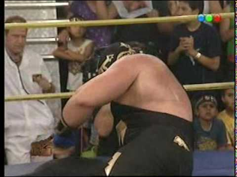 100% Lucha Final 5to Torneo Viloni vs La Masa 1ra parte