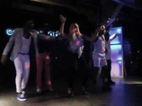 Animación En Colonial Norte, Kizomba Open Spain 2012 video