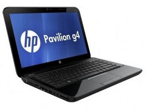 Unboxing - Laptop HP Pavilion g4
