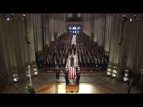 Funeral of former President George H. W. Bush