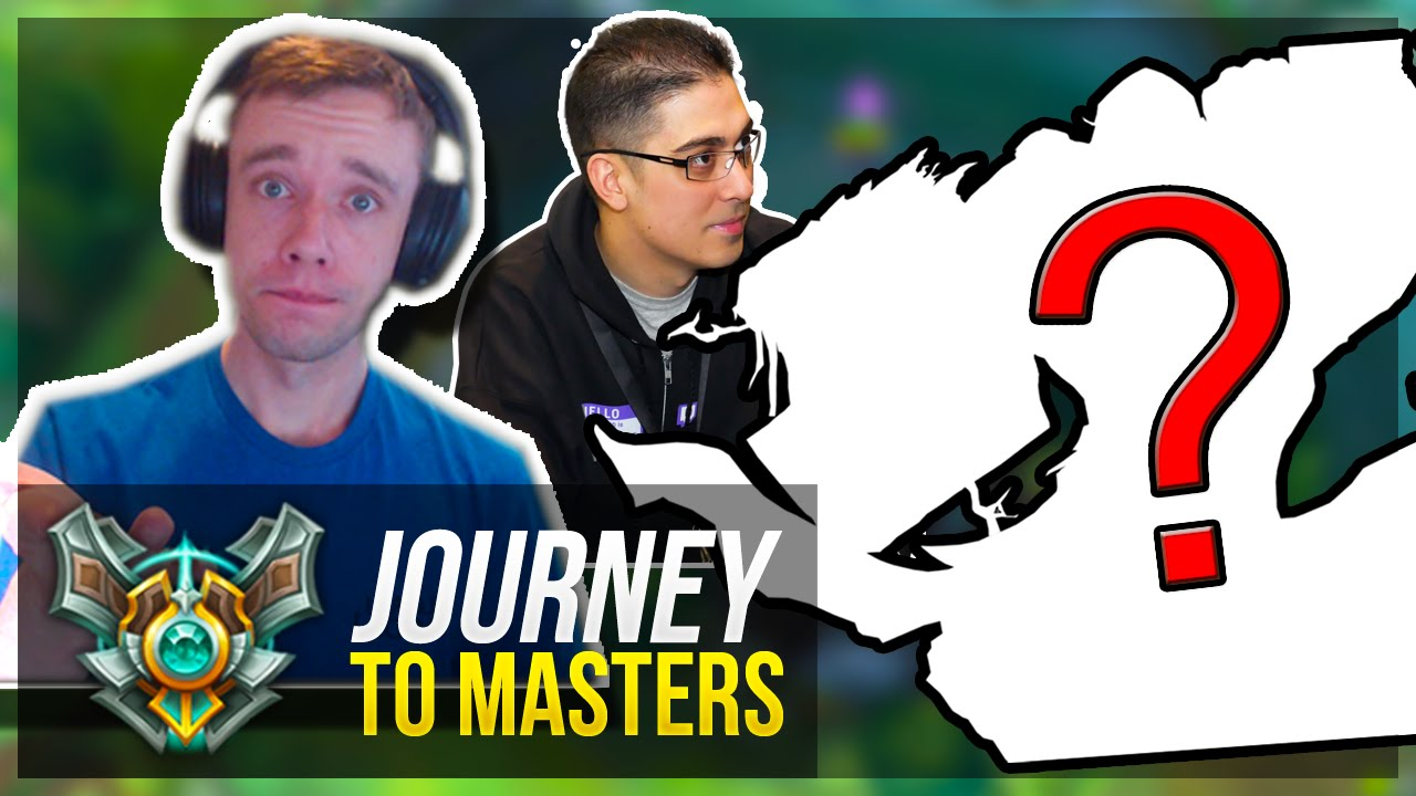 MY NEW SECRET WEAPON! | Journey To Masters #19 - League of Legends