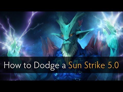 Dota 2 How to Dodge a Sun Strike 50