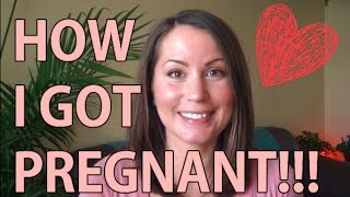 7 STEPS TO GETTING PREGNANT - How My Husband and I Finally Conceived After 3 Years!
